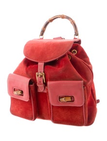 1a05d0ee840 Gucci Backpacks