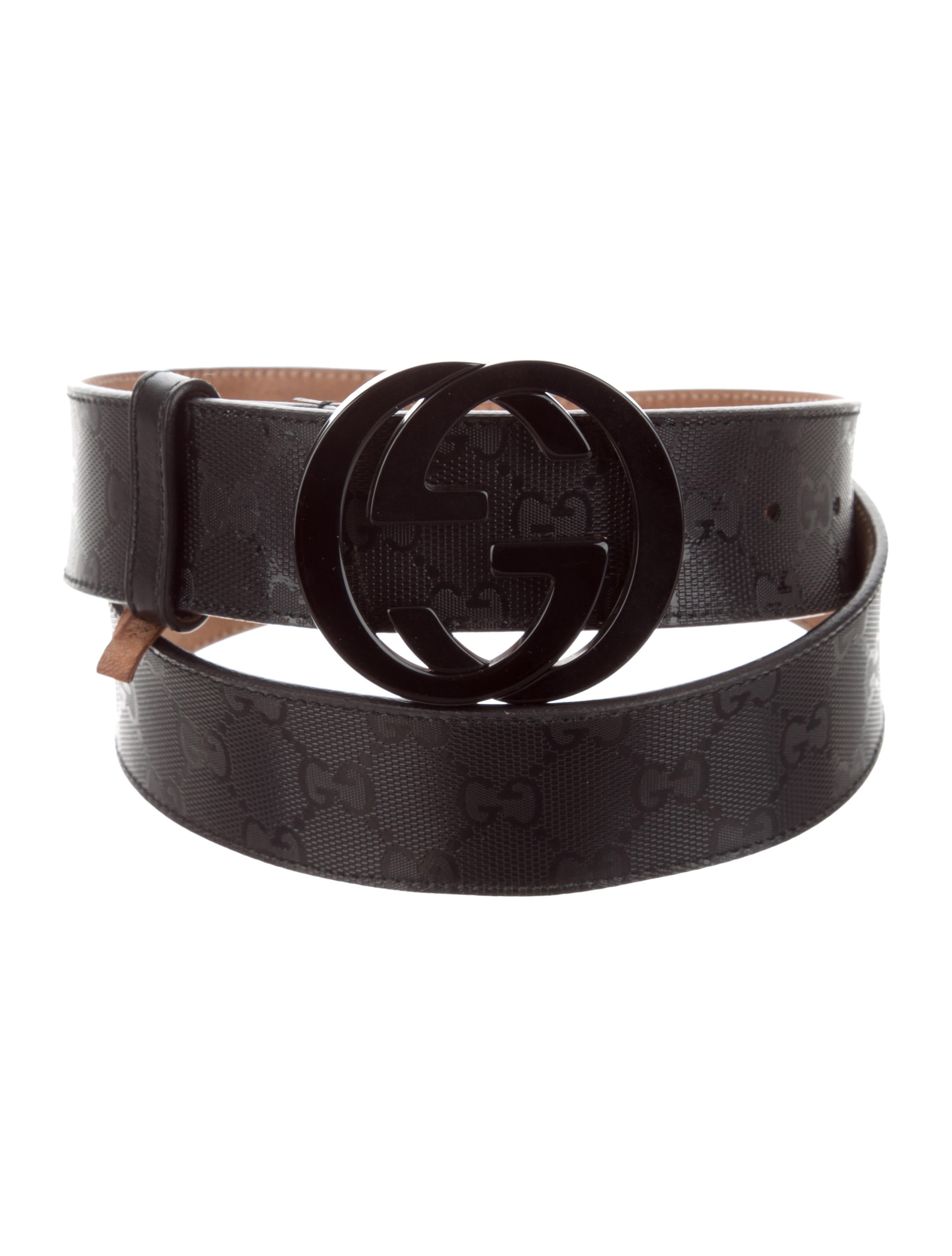 83400fdcaaa Gucci GG Imprimé Belt - Accessories - GUC269438
