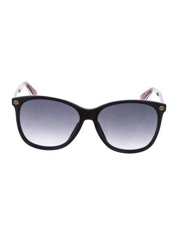 d044dc0b50d Gucci. GG Square Sunglasses