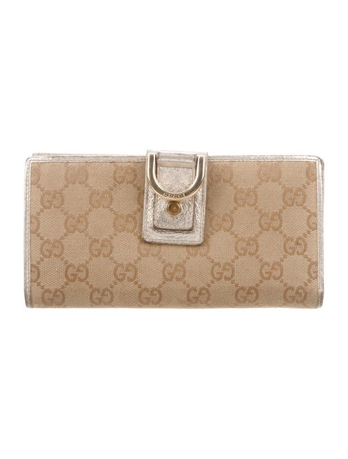 Abbey Continental Wallet by Gucci