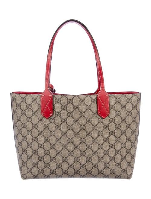 766e2cbdee6c1e Gucci Small GG Turnaround Reversible Tote - Handbags - GUC278672 ...