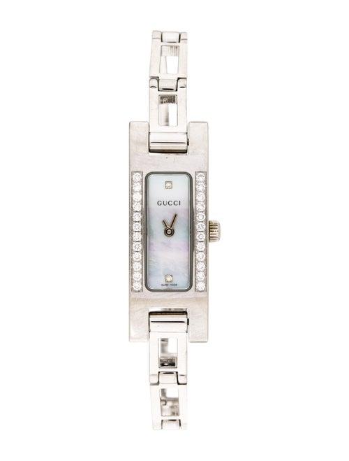 Gucci 3900 Series Watch white