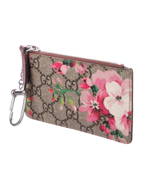 26d3ba00b29 Gucci GG Blooms Key Pouch - Accessories - GUC279550
