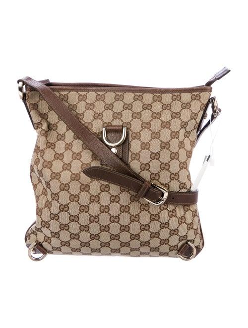 ef32cc1fa Gucci GG Abbey Crossbody Bag - Handbags - GUC282048   The RealReal