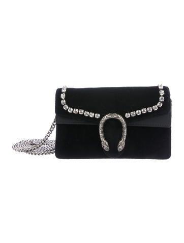 6476dd5a2 Small GG Supreme Dionysus Shoulder Bag. Est. Retail $2,290.00. $1,925.00 ·  Gucci
