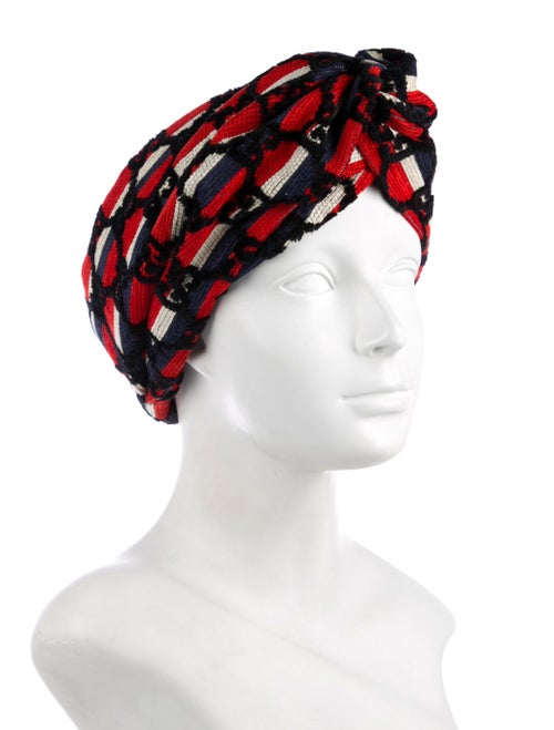 730e1cfed2 Gucci GG Velvet Headband - Accessories - GUC284525 | The RealReal