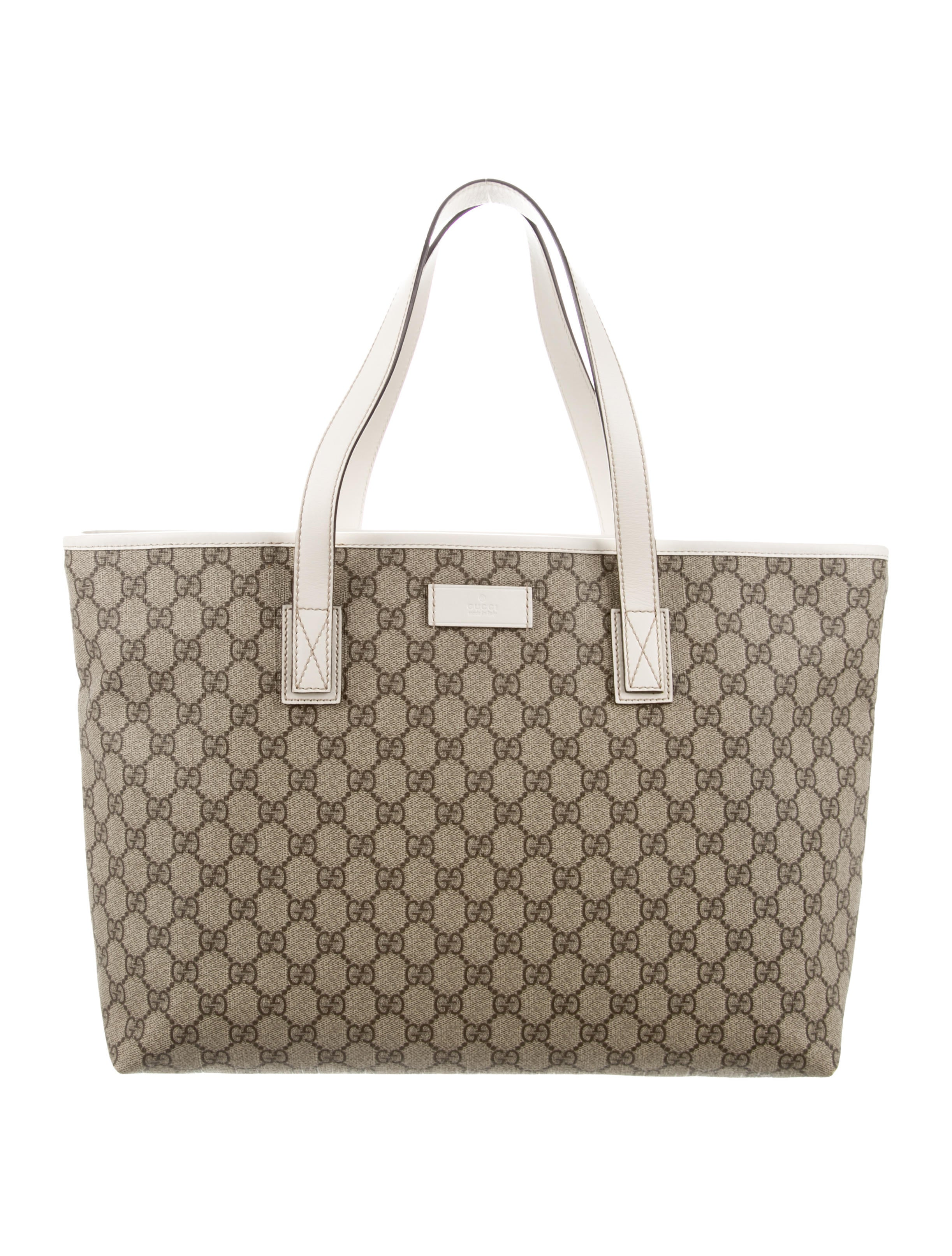 c281606683892 Gucci GG Plus Tote - Handbags - GUC287657