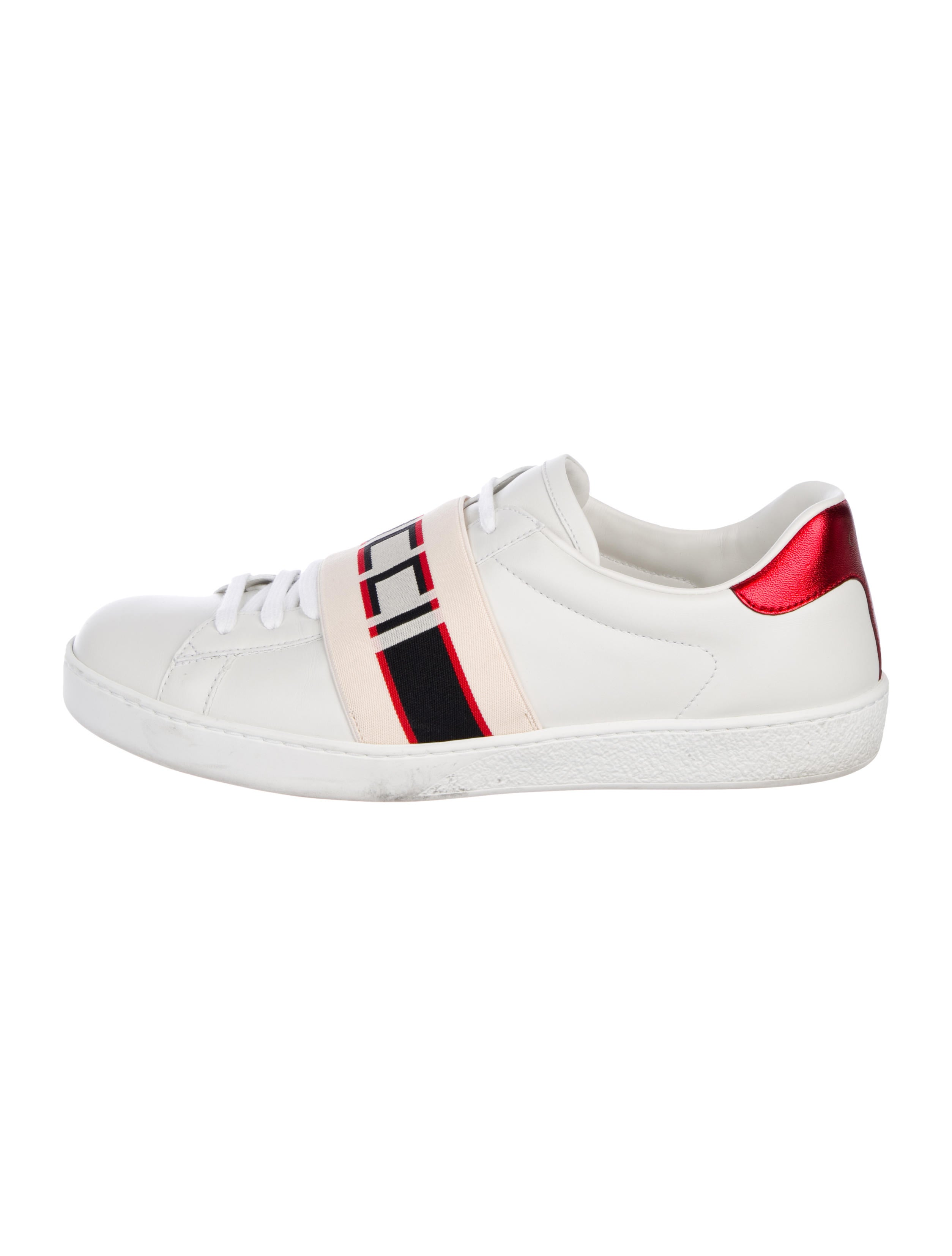 030e9a786ff2 Gucci New Ace Sneakers - Shoes - GUC288017