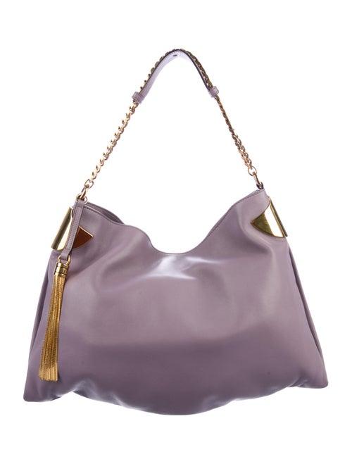 47c59380f9e Gucci 1970 Leather Hobo - Handbags - GUC288691