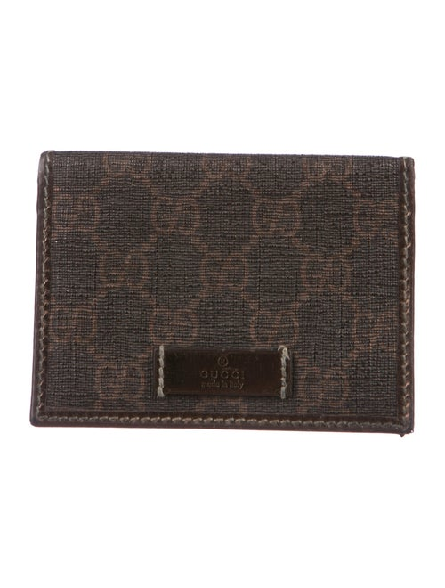 926a177090a2 Gucci GG Bifold Cardholder - Accessories - GUC289454 | The RealReal