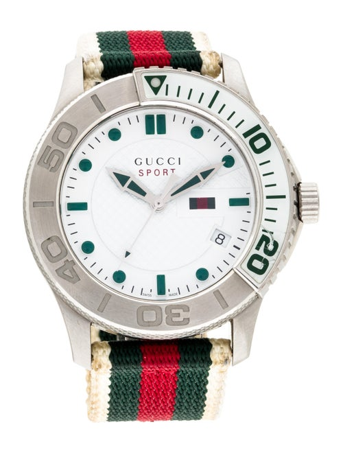533e70cd7 Gucci G Timeless Watch - Strap - GUC290521 | The RealReal