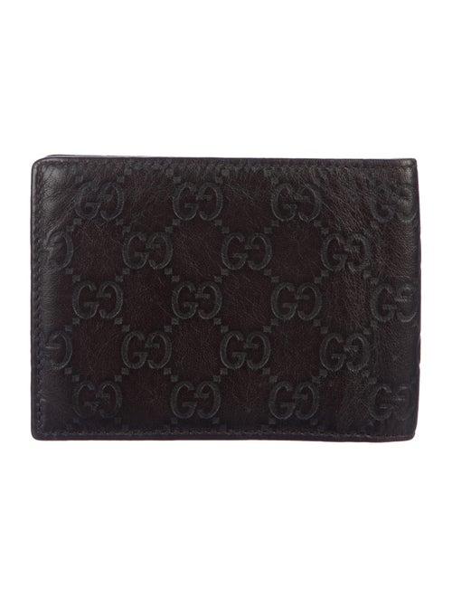 3fd8095ff2d1 Gucci Guccissima Bifold Wallet - Accessories - GUC290818 | The RealReal