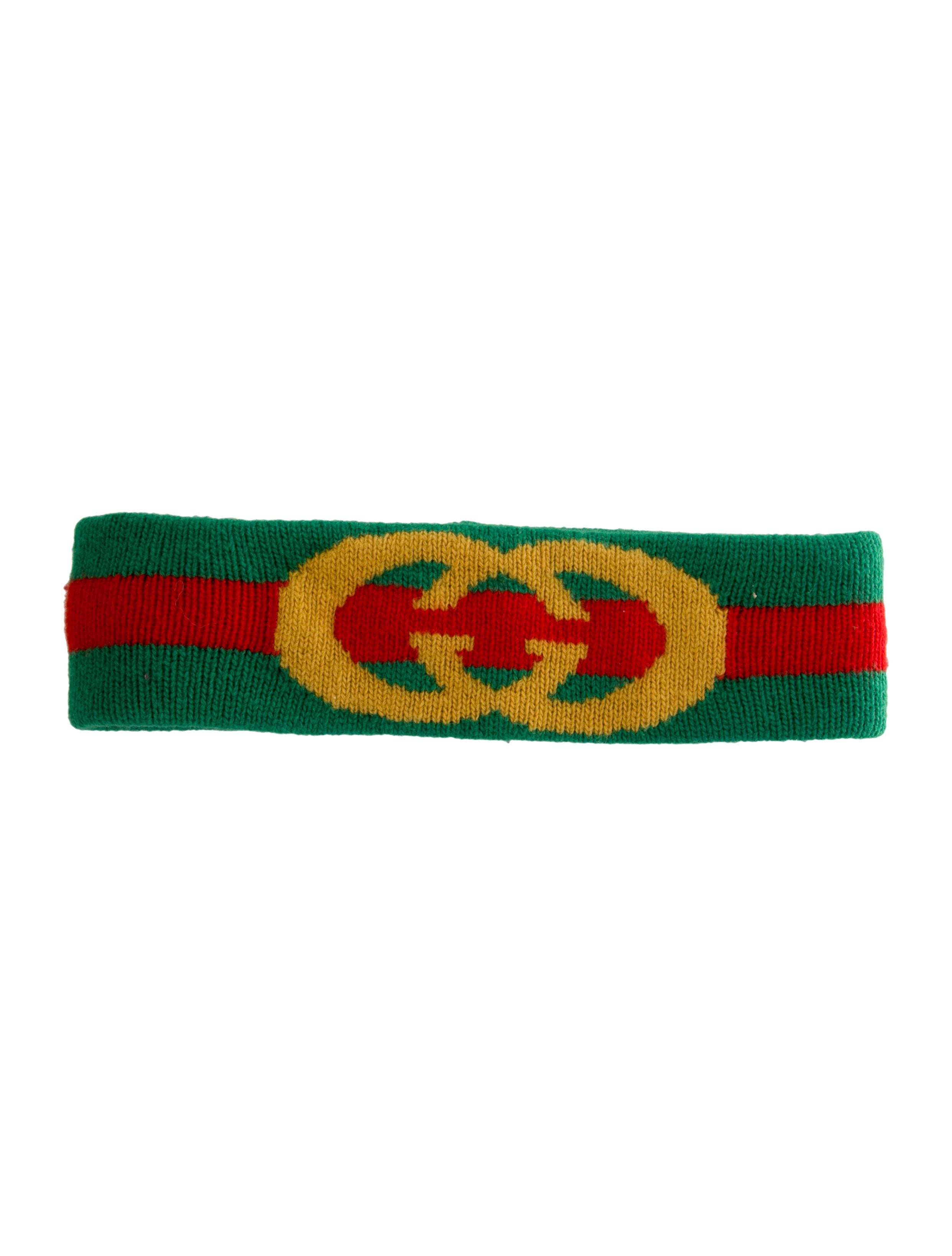 dbbda38898c Gucci GG Lock Web Headband - Accessories - GUC294509