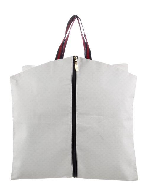 23283dd7e5f Gucci Vintage GG Web Garment Carrier - Bags - GUC295889