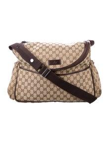 c1c542054c5 Stevie Diaper Bag.  95.00 · Gucci