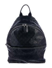 ffff2b34ebd85 Gucci. GG Imprimé Backpack