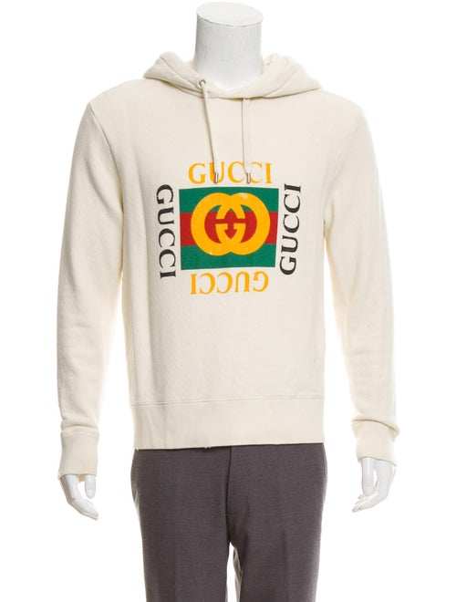 aa2fc10e710 Gucci 2017 Logo Sweatshirt - Clothing - GUC297310
