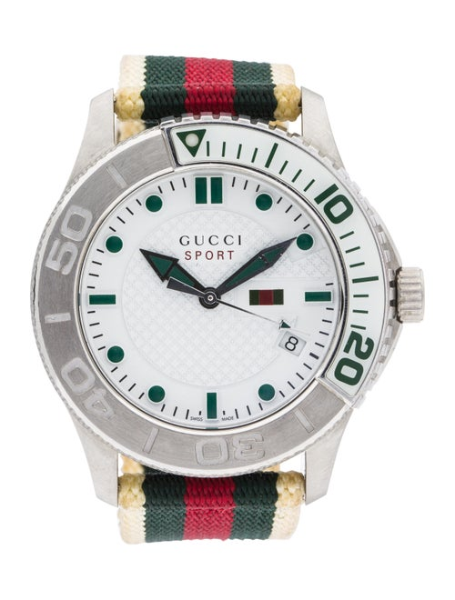 b4e4df4227c Gucci G Timeless Watch - Strap - GUC299399