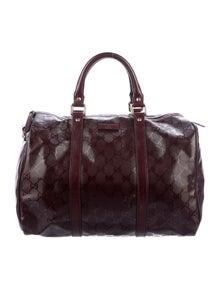 55e9e8727e1 Gucci. Medium Joy Boston Bag