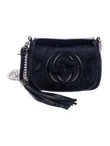 4ab4e1126c6 Gucci. Soho Chain Crossbody Bag. Est. Retail  980.00.  795.00 · Gucci.  Medium Denim Soho Bag. Est. Retail  1