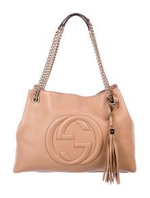 d509f0727cc Gucci. Medium Soho Chain Shoulder Bag. Est. Retail  1