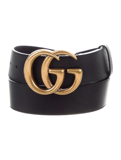 ed600770f16f Gucci Running GG Leather Belt - Accessories - GUC301907 | The RealReal