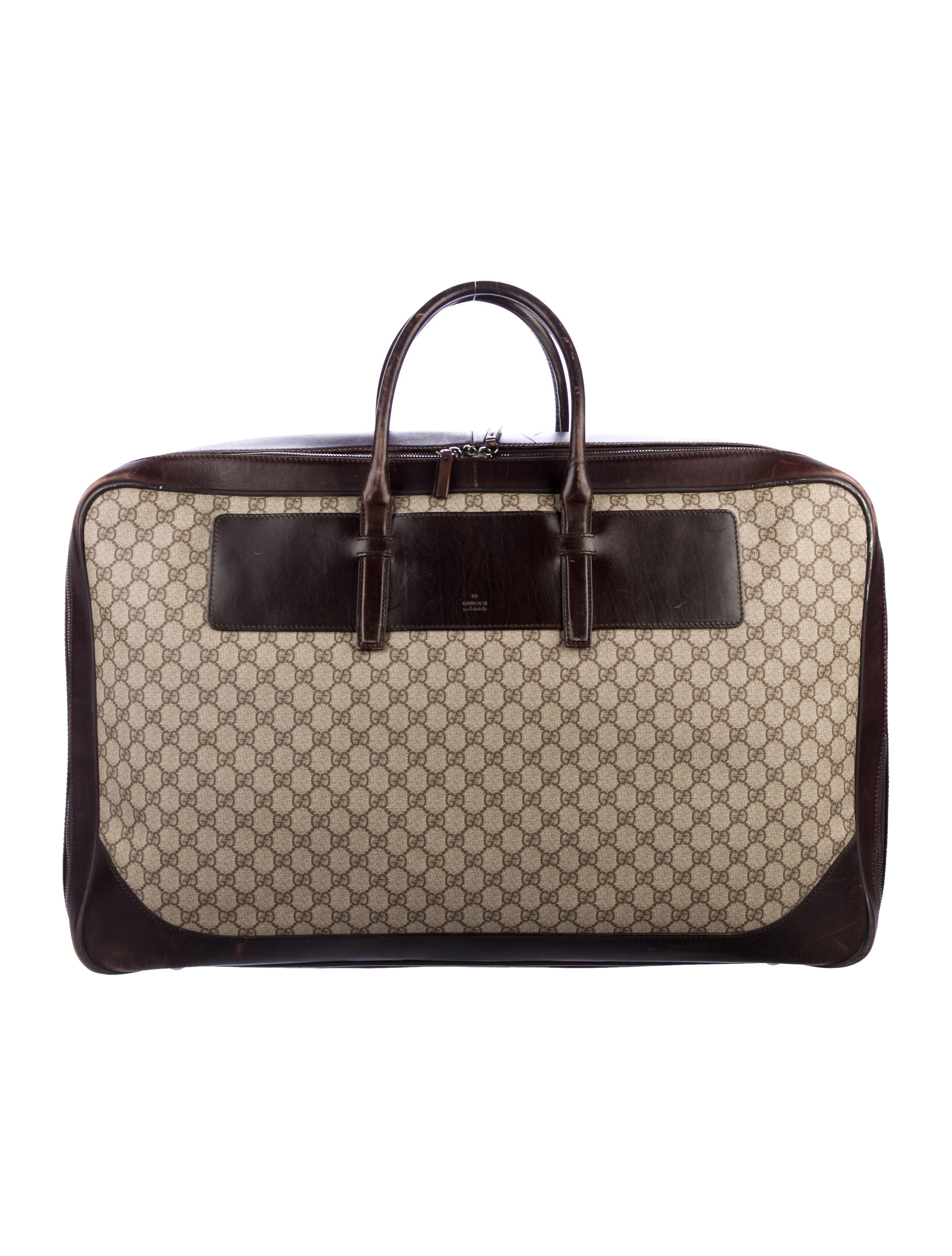 af6c730d4aa Gucci GG Supreme Duffle - Handbags - GUC302000