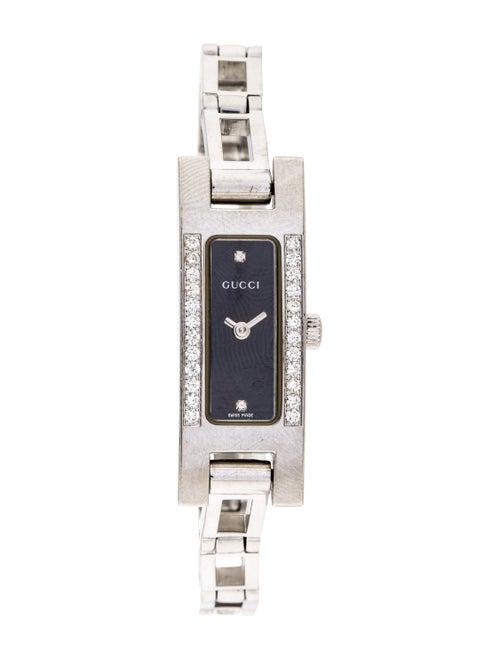 Gucci 3900 Series Watch black