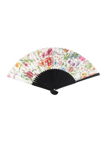 331e001f989 Gucci Flora Folding Fan ...