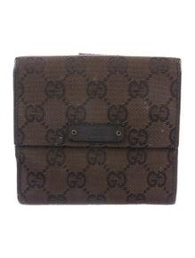 e9741e2af0a Gucci Wallets