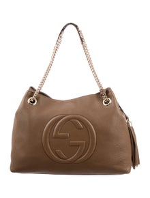 ff5ae8929da Gucci Soho Chain Shoulder Bag