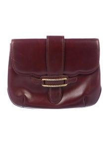 4d56467d004 Gucci. Vintage Flap Bag