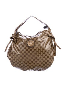 e3169d3edaa Gucci Handle Bags