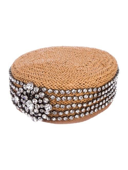 d0558b0d02141 Gucci Gucci 2019 Papier Crystal Hat - Accessories - GUC303999