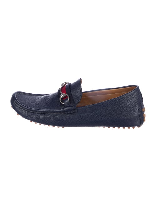 d62f37059 Gucci 2019 Damo Horsebit Driving Loafers - Shoes - GUC304530 | The ...