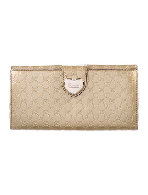 Microguccissima Wallet by Gucci
