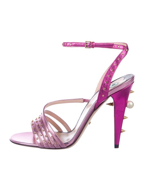 0d52b55868fc Gucci Wangy GG Sandals - Shoes - GUC304985