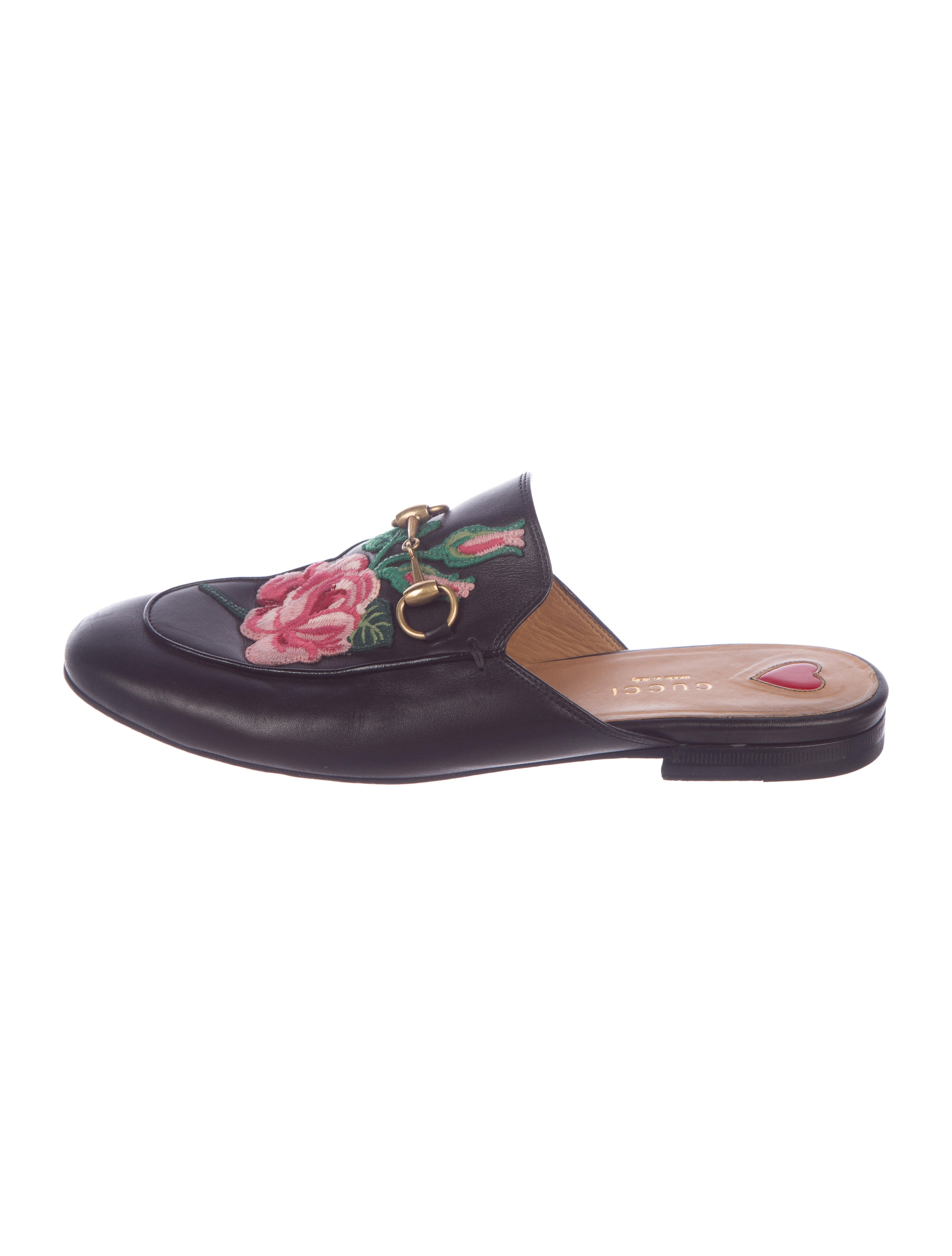 abc948342 Gucci Princetown Horsebit Mules - Shoes - GUC305274 | The RealReal