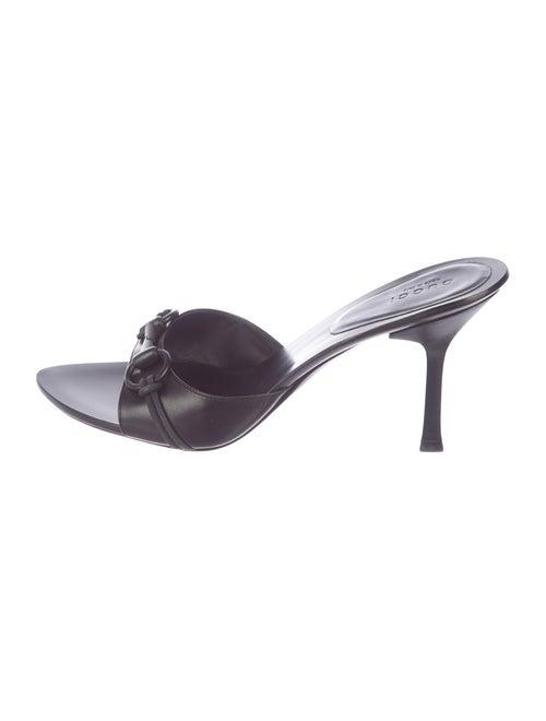 fca61fed933 Gucci Horsebit Leather Sandals - Shoes - GUC305395