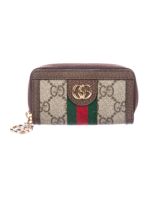 reputable site a069a a13e1 Gucci Ophidia GG Key Case - Accessories - GUC305859 | The RealReal