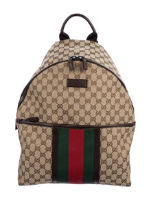 9496b9293ad0 Gucci Backpacks | The RealReal