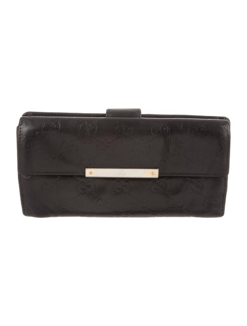 dceff0fb8ded Gucci Signature Continental Wallet - Accessories - GUC310580 | The ...