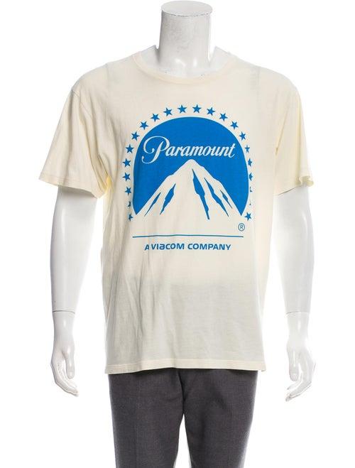 8f7a4a9db Gucci Paramount Graphic T-Shirt - Clothing - GUC310699 | The RealReal