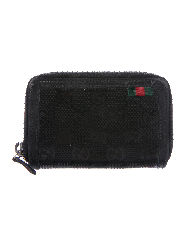 b2ef8bfd809 Gucci GG Imprimé Card Case - Accessories - GUC311101 | The RealReal