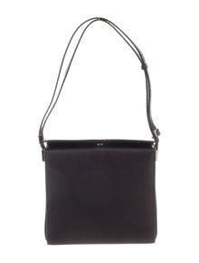 529d8a58dc9c Gucci. Leather Box Shoulder Bag