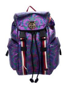 0e128b88ea6c Gucci Backpacks | The RealReal