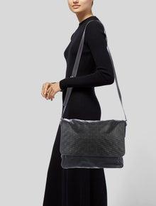 4c898cd455a3 Gucci. Signature Messenger Bag. $845.00