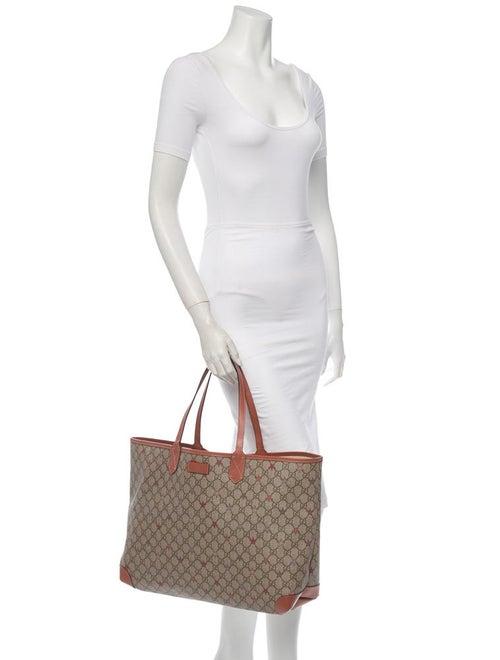 77b7bf2eb66484 Gucci Joy GG Supreme Stars Tote - Handbags - GUC31507 | The RealReal