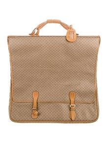 3d99112ec Gucci. Vintage GG Plus Garment Bag
