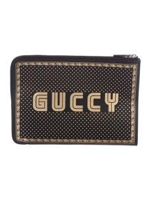 10f7f72c6 Gucci. 2018 Guccy Sega Pouch